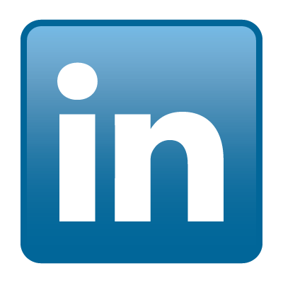 footer icon linkedin